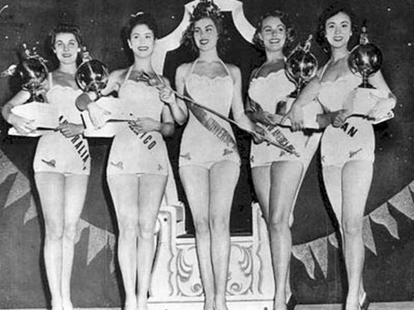 Maxine Morgan, Ana Bertha Lepe Jimenez, Christiane Martel, Myrna Rae Hansen, Kinuko Ito