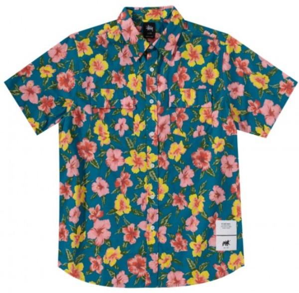 2012 Stussy Hawaiian summer shirt collection for men ...