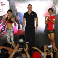 Rika Ishige vs Angelie Sabanal at 'ONE: Iron Will'