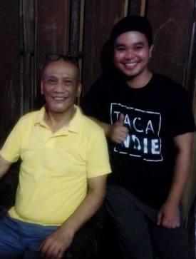 Armando 'Bing' Lao and Conan Altatis