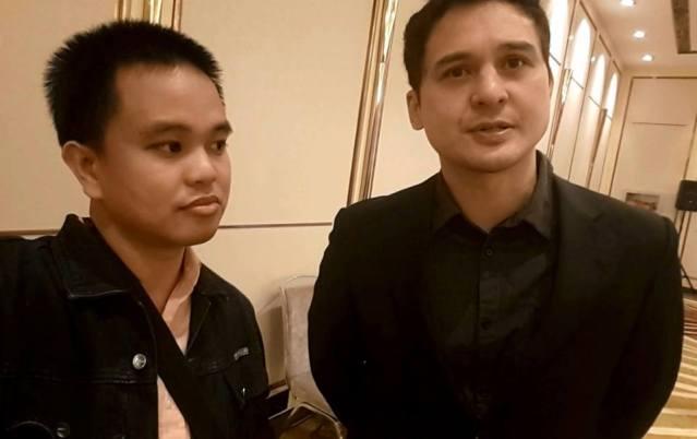 Conan Altatis, Alvin Aguilar