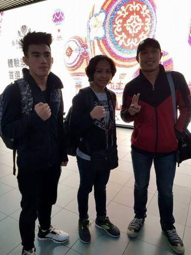 Joshua Pacio, Jomary Torres, Eric Kelly