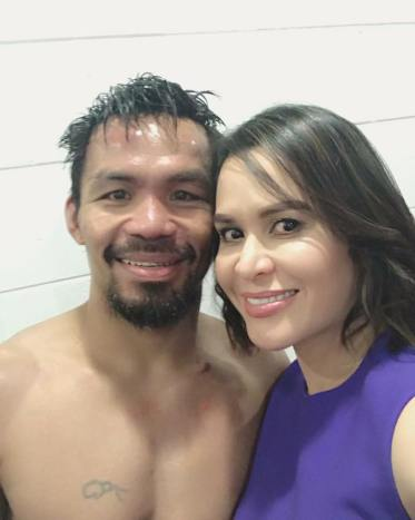 Manny Pacquiao, Jinkee Pacquiao