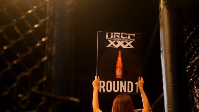 URCC round girl