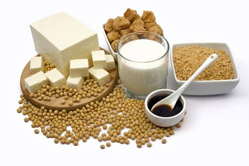 fermented soy (Croft training/Facebook)