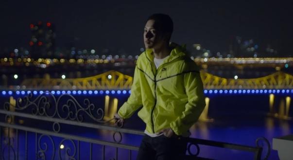 Park Hae Jin (Nike/YouTube)