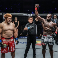 Alain Ngalani vs Ariunbold Tur-Ochir at 'ONE: Iron Will'