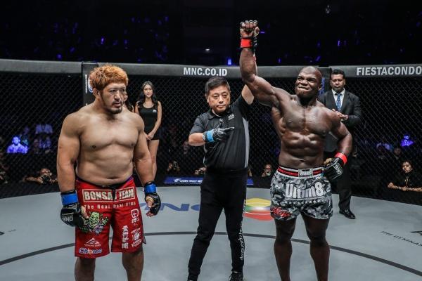 Hideki Sekine, Yuji Shimada, Alain Ngalani