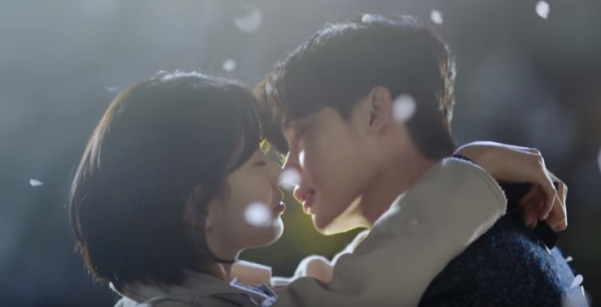 Bae Suzy, Lee Jong Suk (SBS Now/YouTube)