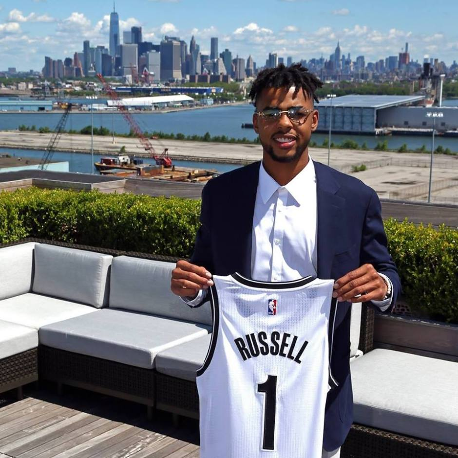 D'Angelo Russell (D'Angelo Russell/Facebook)