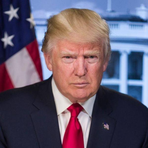 Donald Trump (President Donald J. Trump/Facebook)