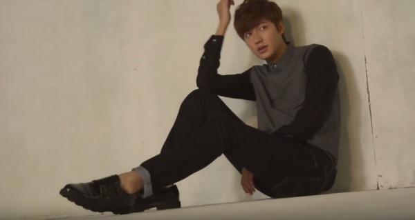 Lee Min Ho (Bench/YouTube)