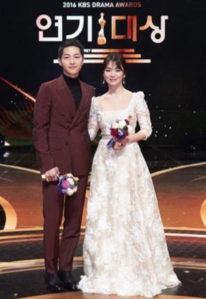 Song Joong Ki, Song Hye Kyo (Song Hye Kyo/Instagram)
