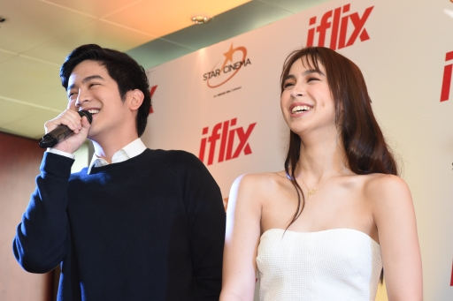 "Julia's advice to ex-partner Joshua: ""Don't date yet"""