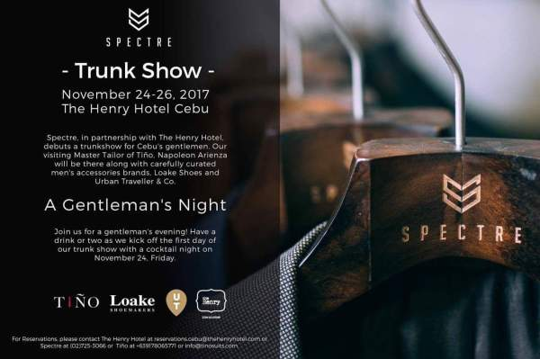 A Gentleman's Night