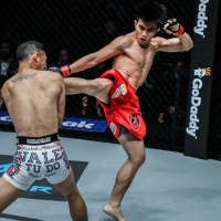 Joshua Pacio vs Lan Ming Qiang at 'ONE: Global Superheroes'