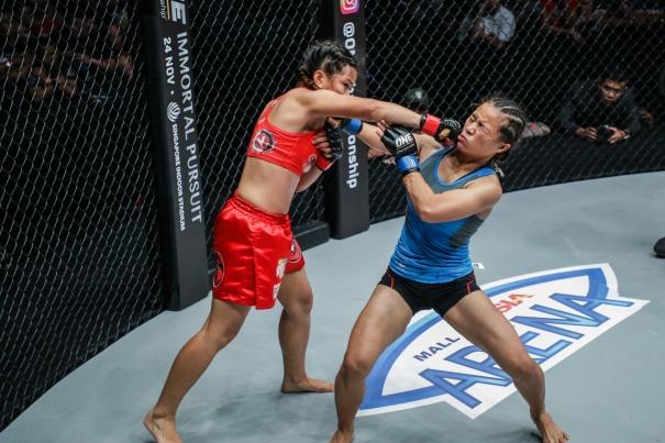 Gina Iniong, Priscilla Lumban Gaol
