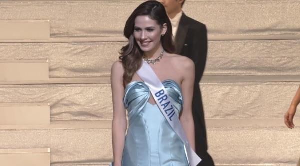 Miss International Brazil 2017 Bruna Zanardo