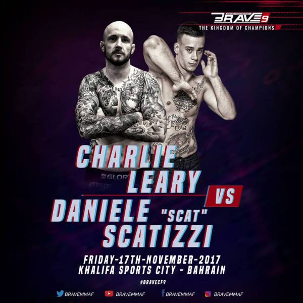 Charlie Leary, Daniel Scatizzi
