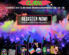 Light up your night at ColorManila's CM Blacklight Run to be held on December 2, 2017 in Clark, Pampanga.