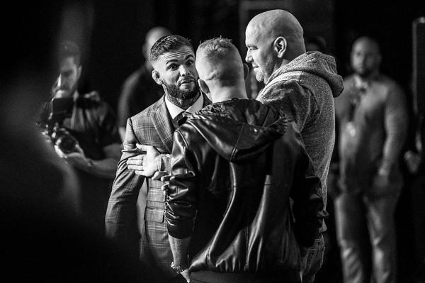 Cody Garbrandt (Facebook/UFC)