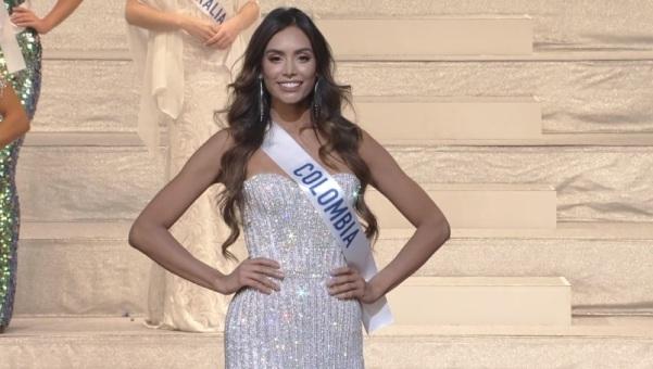 Miss International Colombia 2017 Vanessa Pulgarin
