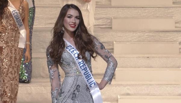 Miss International Czech Republic 2017 Alice Cincurova