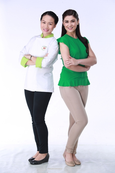 Jackie Ang Po, Carla Abellana