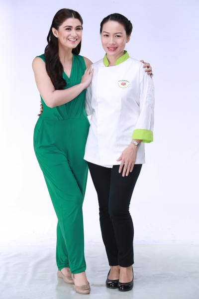 Carla Abellana, Jackie Ang Po