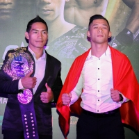 Eduard Folayang: Kharun Atlangeriev has some good technical skills