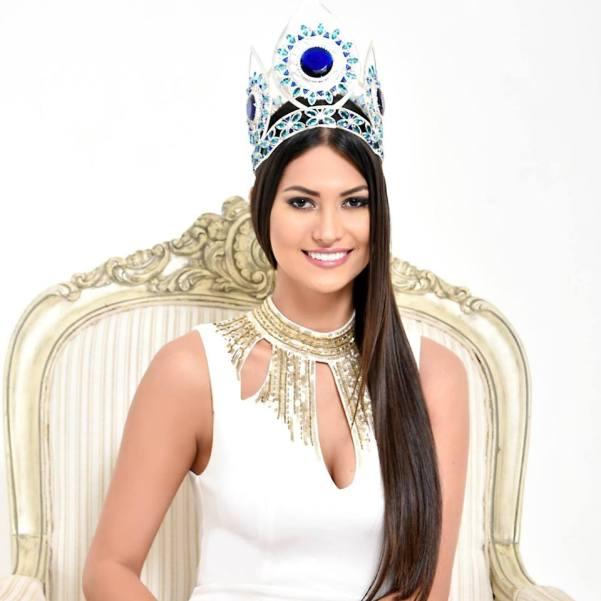 Jasmin Pinto (Facebook/Miss World - Bolivia)