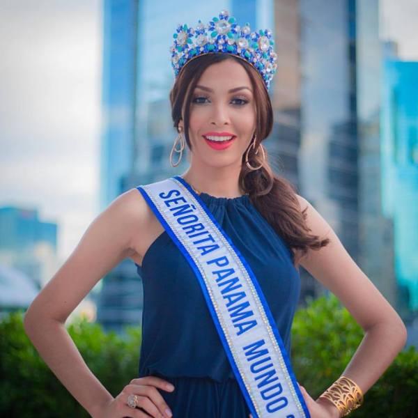 Julianne Britton (Facebook/Señorita Panama)