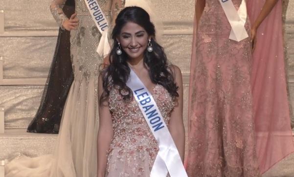 Miss International Lebanon 2017 Dima Safi