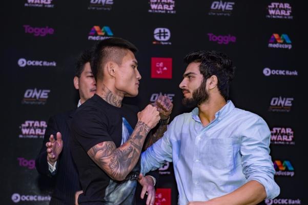 Li Kai Wen, Ahmed Mujtaba