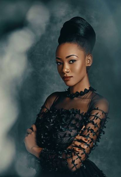Mandjalia Gbané (Facebook/Miss World)