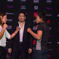 May Ooi vs Vy Srey Khouch at 'ONE: Immortal Pursuit' in Kallang, Singapore