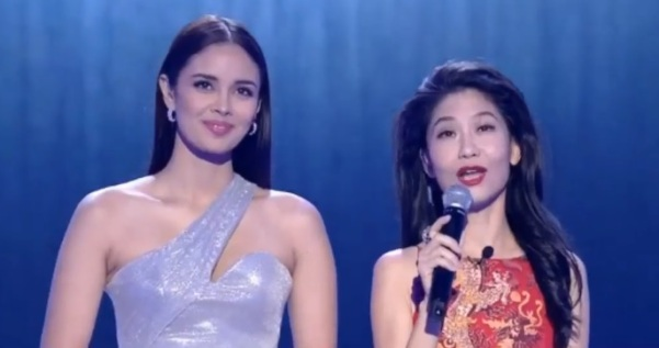 Megan Young, Angela Chow