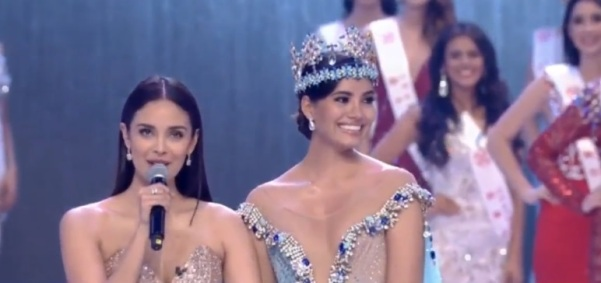 Megan Young, Stephanie Del Valle 2