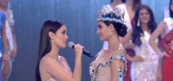 Megan Young, Stephanie Del Valle