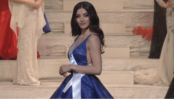 Miss International Mexico 2017 Citlaly Higuera