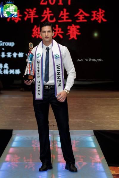 Mister Ocean 2017 Ermin Poturak