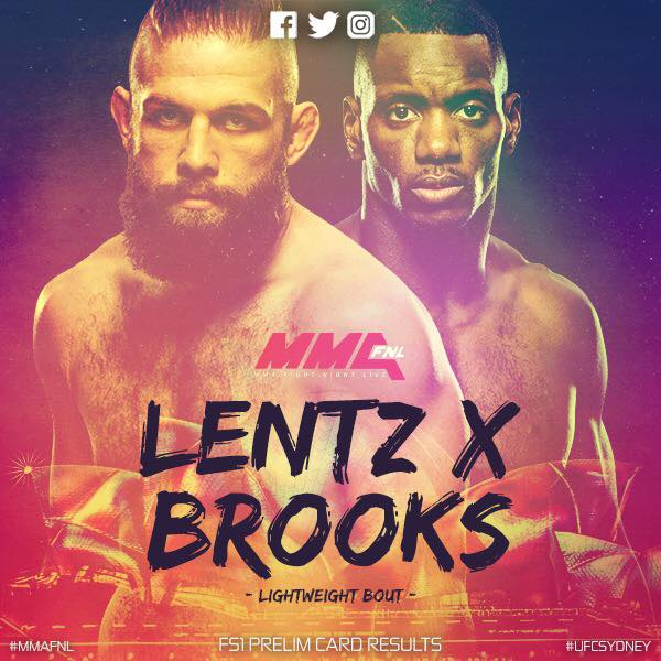 Nik Lentz, Will Brooks