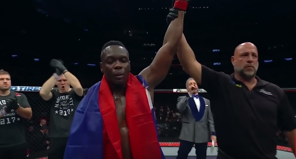 Ovince Saint Preux (YouTube/UFC- Ultimate Fighting Championship )