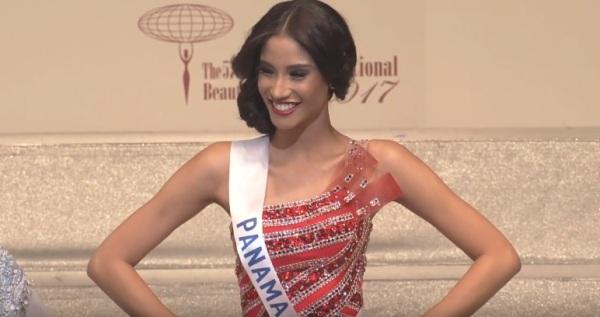Miss International Panama 2017 Darelys Santos