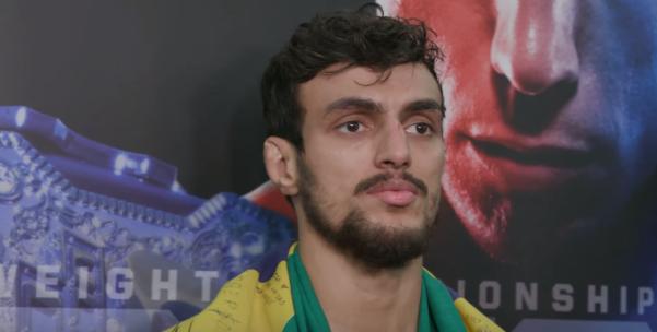 Ricardo Ramos (YouTube/MMA Fighting on SBN)