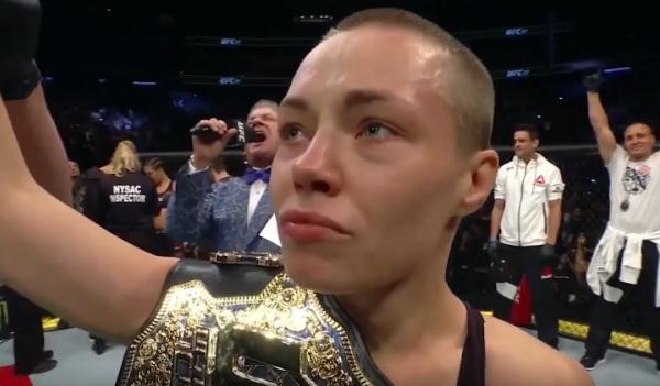 Rose Namajunas (YouTube/UFC- Ultimate Fighting Championship)