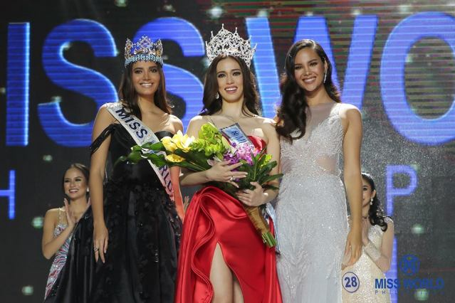 Stephanie Del Valle, Laura Lehmann, Catriona Gray