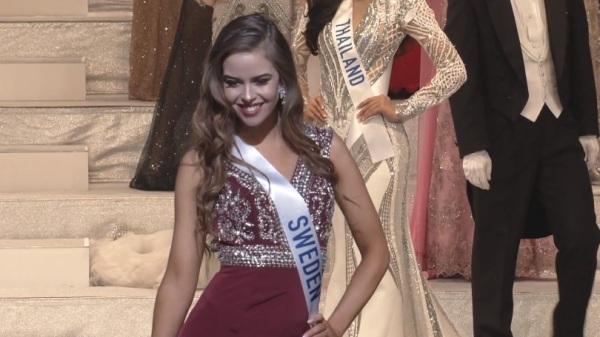 Miss International Sweden 2017 Lina Ljungberg