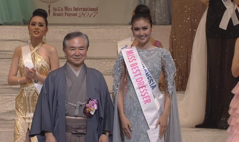 Miss International Indonesia 2017 Kevin Lilliana