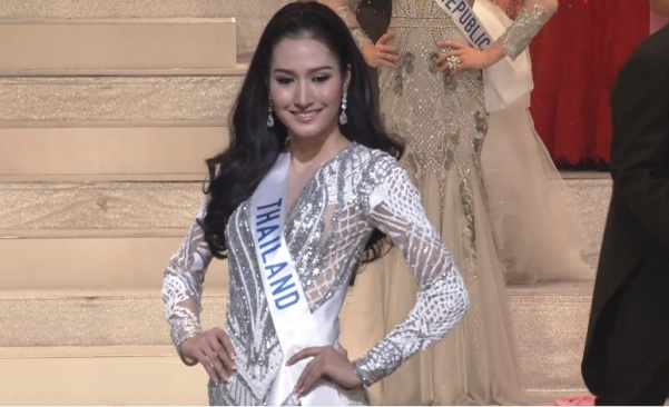 Miss International Thailand 2017 Ratiyaporn Chookaew